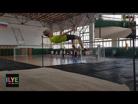 ILYE - Фрагмент тренировки МБУ СШ Яранского района Кировской области. Никита Трушков