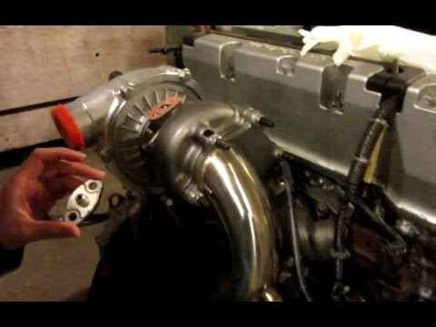 How To: Turbo RSX Oil Feed Line