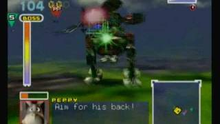 Star Fox 64: Corneria Stage: Easy Path to Meteo