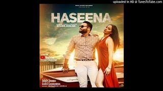 Haseena - Kulbir Jhinjer (BASS FOR ALL)
