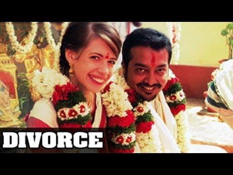 Anurag Kashyap & Kalki Koechlin DIVORCE