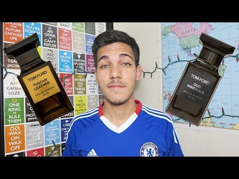 TOP 5 BEST TOM FORD PRIVATE BLEND COLLECTION FRAGRANCES!