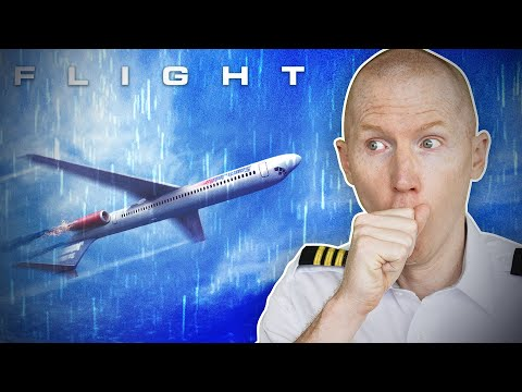 Flight Movie -  How Real is It? Hollywood vs Reality