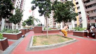 Rilla Hops Global: Singapore - Parkour | Freerunning