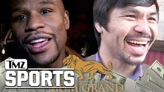 Mayweather vs. Pacquiao -- Tickets Sell Out in LESS THAN A MINUTE!!