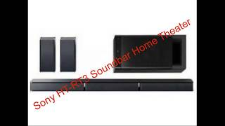 Sony Ht rt3 Soundbar Home Theater complete review