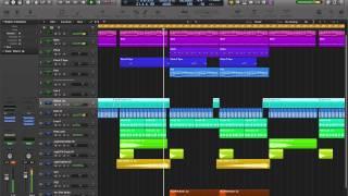 Template Trance Anjunabeats, Sunny Lax Style [Maver Maers]