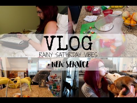VLOG | Rainy Saturday Vibes & New Service Offered