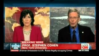 Звезды CNN устроили «украино-российскую» перепалку в прямом эфире