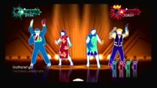 [Just Dance 3] Taio Cruz : Dynamite [Wii]