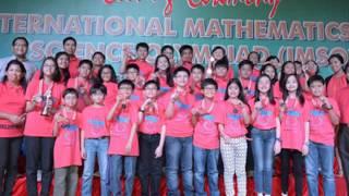 Pinoys win 27 awards in math, science olympiad in Bali