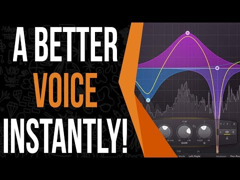 Instantly Make Your Voice Sound Better In Any Music Software (EASY STEPS)