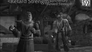 World of Warcraft: Retard Strength
