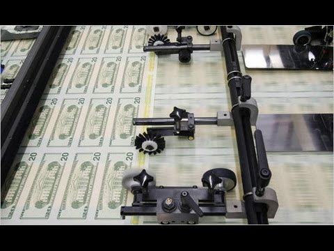 Have you ever seen the currency printing machine ? ||  Indian rupees, dollar, Euro, Pound, etc....