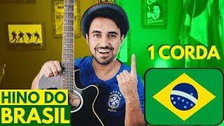 Baixar HINO NACIONAL BRASILEIRO NO VIOLÃO COM 1 CORDA