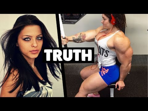WOMEN AND STEROIDS TRUTH