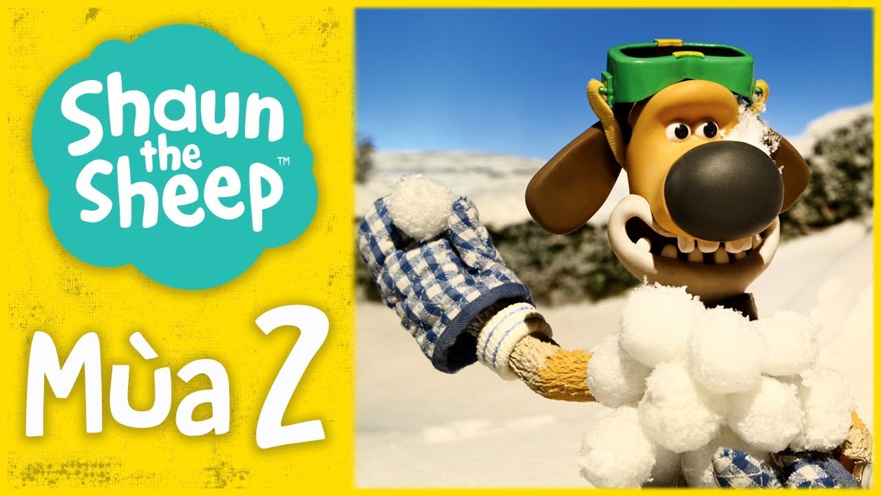 Tuyết rơi  | Mùa 2 Tập đầy đủ | Những Chú Cừu Thông Minh