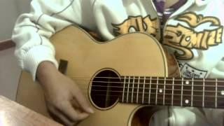 Cuộc tình trong cơn mưa guitar
