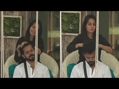 Dipika ने दी Sreesanth को Head Massage | Brother Sister Bond | Dipika-Sreesanth | FCN