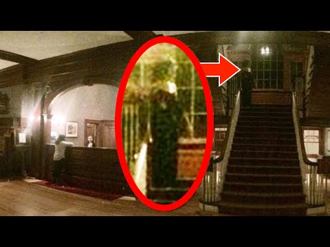 Top 15 Haunted Hotels With Real Ghost Sightings