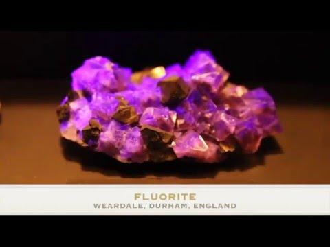 Glowing Rocks: Fluorescent Minerals and Rocks