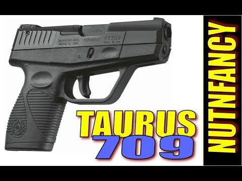 Can't Hate the Taurus 709 Slim- Nutnfancy