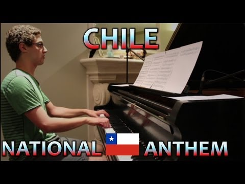 Chile Anthem - Piano Cover (World Cup 2014)