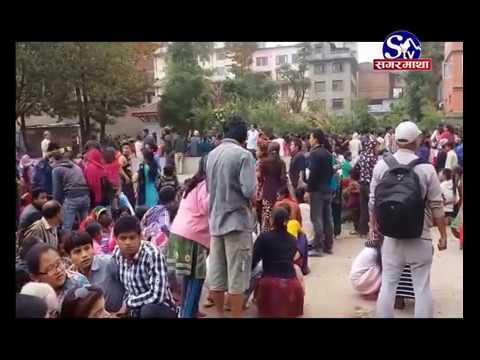 धरहरा भत्कँदाको कहालिलाग्दो दिन, अब कहिल्यै त्यस्तै नहोस #Sagarmatha_News