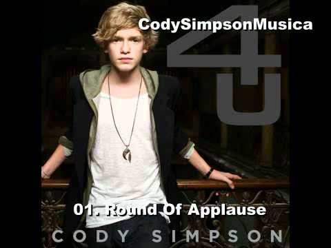 01. Round of Applause- Cody Simpson [4U EP]