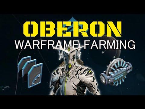 How To Get Oberon Warframe Parts 2019