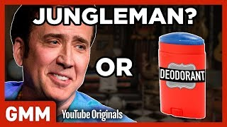 Deodorant or Nic Cage Movie? (GAME) thumbnail
