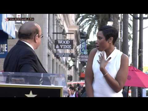 JENNIFER HUDSON HONORED WITH HOLLYWOOD WALK OF FAME STAR