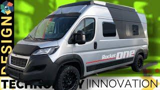 10 Custom Built Camper Vans Conquering the Open Road