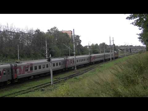 ЧС2Т-1061 с поездом №18 Карелия Москва-Петрозаводск