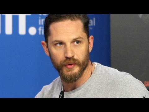 Tom Hardy's Pretty Sure His Preference Isn't Relevant