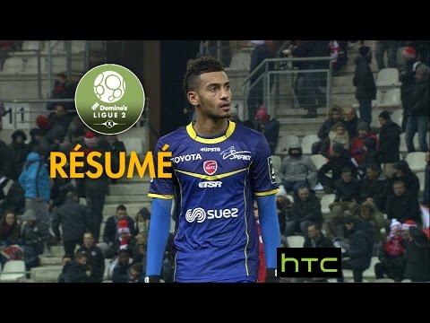 Stade de Reims - Valenciennes FC (0-0)  - Résumé - (REIMS - VAFC) / 2016-17