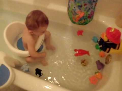 Lobster in the tub - YouTube