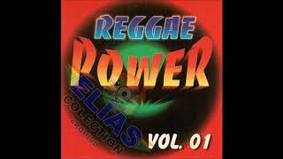 Gambar cover Melô Do Crispim - REGGAE POWER VOL. 01