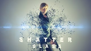 Photoshop Tutorial | Shatter Glass Dispersion Effect Cs6/cc