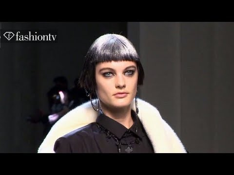 Patricia van der Vliet: Top Model at Fashion Week Fall/Winter 2012-13 | FashionTV