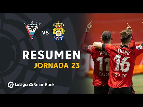 Mirandes Las Palmas Goals And Highlights
