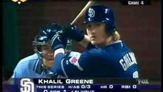 Padres vs. Cardinals, NL Playoffs (game 4), 2006