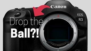 Canon EOS R3 Release date?!
