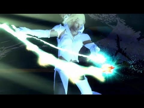 El Shaddai - Gameplay Trailer [HD]