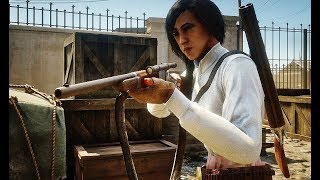 Red Dead Redemption 2: Online - Spanking, Lassoing, Guns, Knives and the Law (Online BETA)