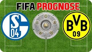 FC Schalke 04 vs. Borussia Dortmund - Bundesliga - Fifa 15 Prognose + Gewinnspiel