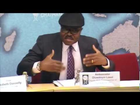 Keynotes: Nigerian Diaspora Consultation on the Review of the 1999 Constitution on YouTube