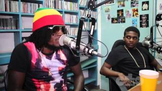 Aidonia Responds To Vybz Kartel Fans & Talks About Unity With Popcaan
