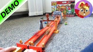 愤怒的小鸟 Angry Birds GO 益智桌游套装3D赛车车道 轨道 猪仔展示