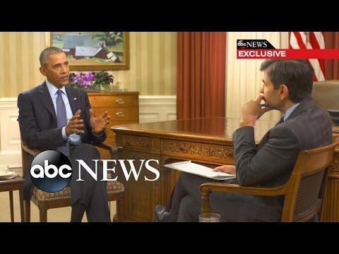 Obama on Trump Relationship